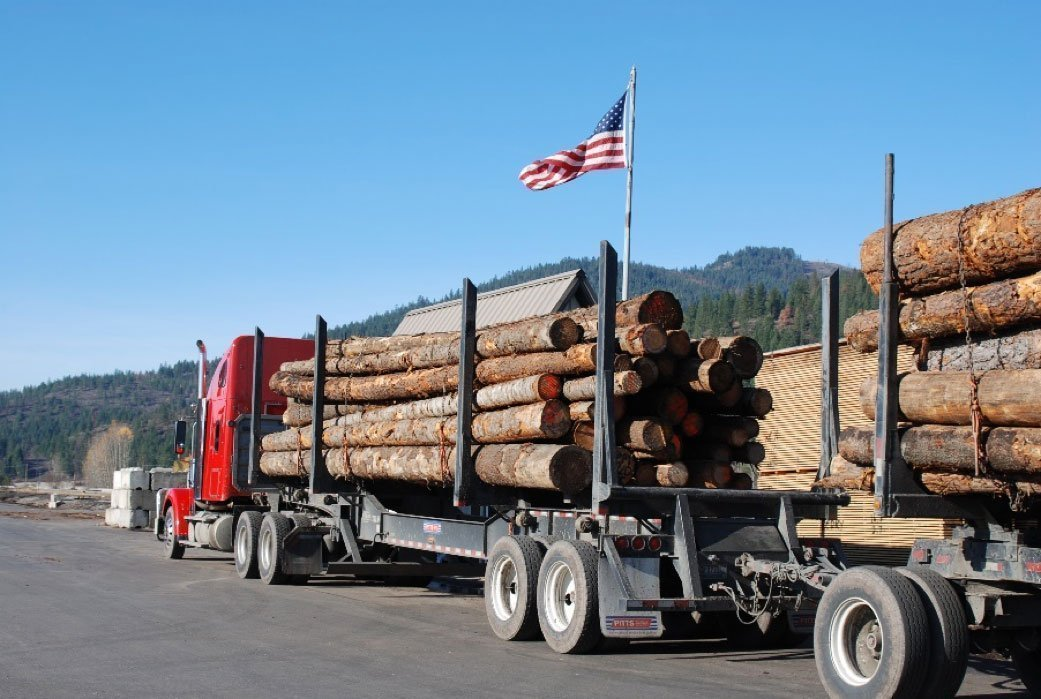 log truck drivers, help wanted, jobs near me, forestry, timber